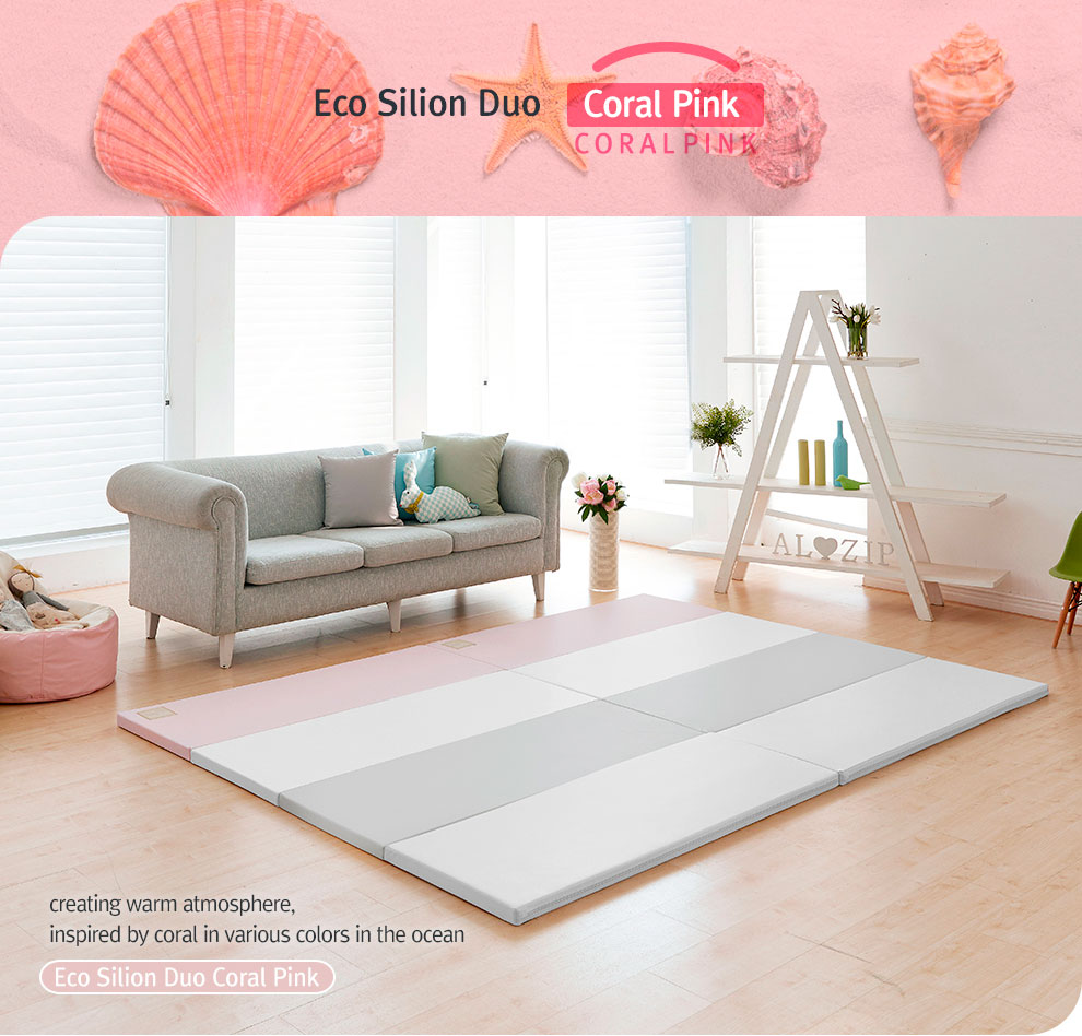 Silion Duo Coral Pink