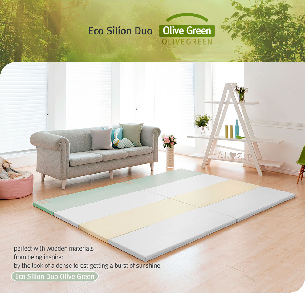 Silion Duo Olive Green