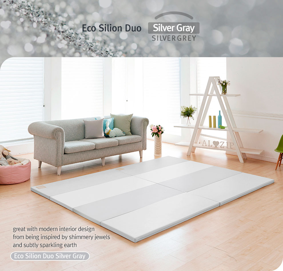 Silion Duo Silver Gray