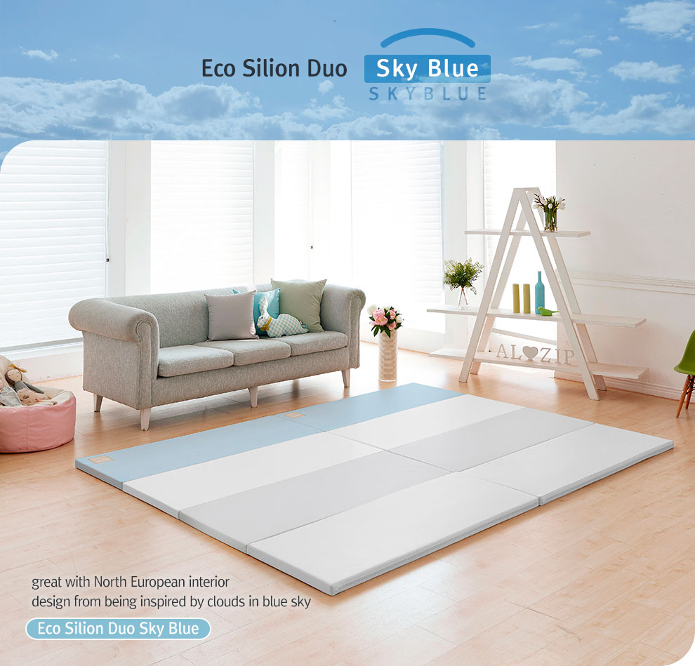 Silion Duo Sky Blue